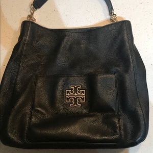 Slouchy Tory Burch purse